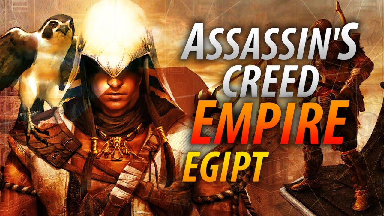 Assassin's Creed: Empire – Teorie Obcych i Egiptu