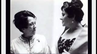 Victoria de los Angeles & Alicia Larrocha 7 Canciones Populares. M. Falla.