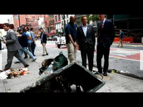 Police State: NYC Deploys National Guard to Airports, Bus Terminals and Subways