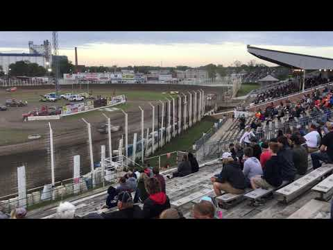2018 June 1 River Cities Speedway Late model Feature
