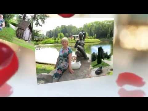 Беларусь. Ботанический сад в Минске