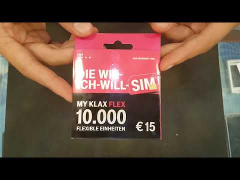 The Best Sim-Cards from Austria !!! [A1, T-mobile, Drei(3), Yooopi, Wowww !!!