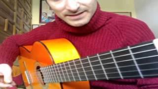 Tutorial de como tocar  Solamente Tú_Pablo Alborán