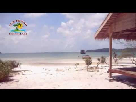 Cambodia Islands - Koh Rong Samloem - Sun Island Eco Village Resort
