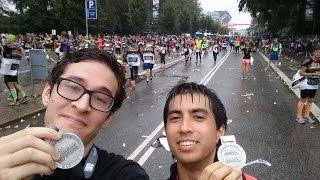 Copenhagen Half Marathon, 2015