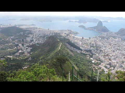 Brazil 2014 - Rio de Janeiro, Iguazu Falls, Sugar Loaf, Corcovado Christ of Redeemer