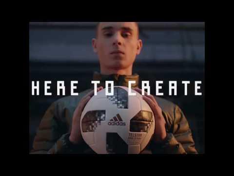 adidas Telstar 18  World Cup Match Ball