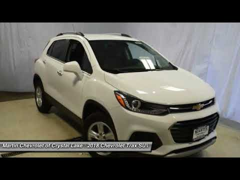 2018 Chevrolet Trax Crystal Lake IL 15564. Martin Chevrolet