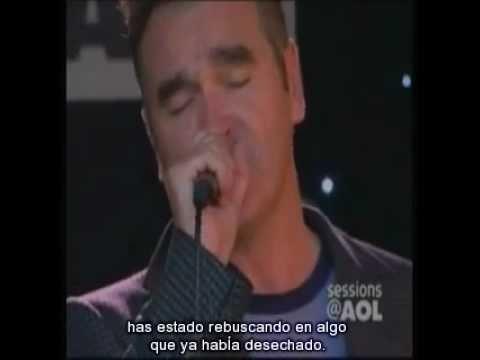 Morrissey - i Like You (subtitulado) mp3