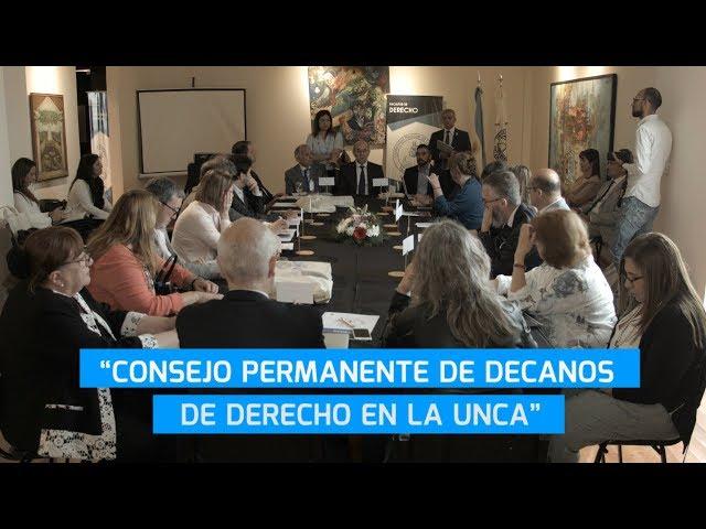 Consejo Permanente de Decanos de Derecho