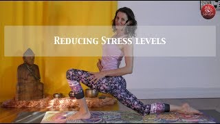 Reduce Your Stress Levels - Working your Psoas muscle ​- Suitable for all levels