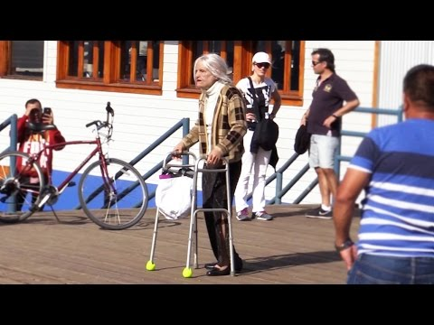 Granny Gone Wild Prank from YouTube · Duration:  2 minutes 38 seconds