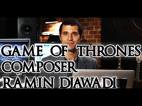 Game of Thrones Q&A with composer Ramin Djawadi