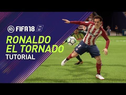 FIFA 18 | EL TORNADO TUTORIAL | PS4/XBOX ONE
