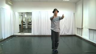 Танец для участников арт-моба от Егора Дружинина
