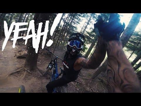 Das war knapp! Whistler Bikepark mit Larry | Kanada Trip | Fabio Schäfer Vlog #89