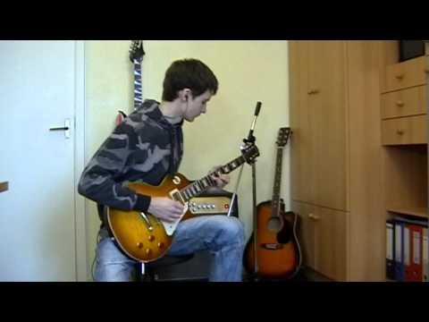 karolis-dirma---canon-rock---guitar-cover