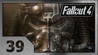 Fallout 4. Прохождение 39 . Агентурная работа.