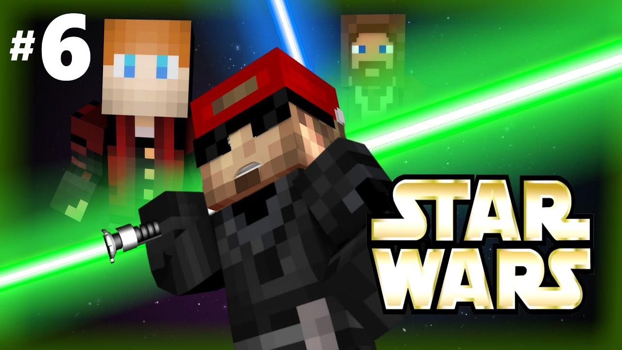 "Minecraft Star Wars: The Force Awakens S2E6 -""M310Ns ..."