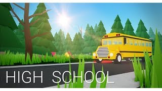 Roblox High School Camping All New Chapter 2!!! Well I Tryed :( Part 2 #2