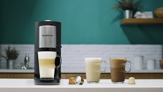 Nespresso Atelier - Coffee and milk recipes