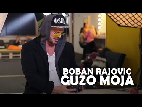 Boban Rajovic - Guzo Moja (OFFICIAL VIDEO)