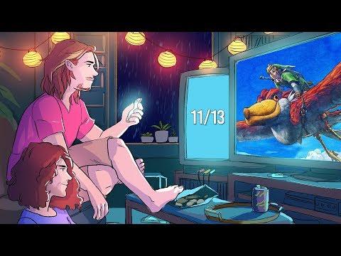 Game Grumps Stream...The Legend of Zelda: Skyward Sword!