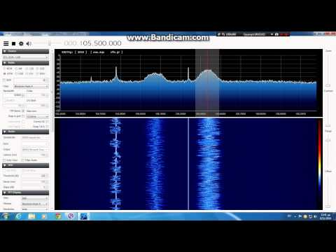 FM Bandscan In Pyrgos, SW Greece With Lifeview LV5T RTL Dongle And SDR# Part 2