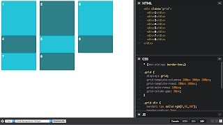 Grid by Example: Defining a Grid