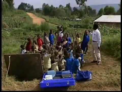 UNICEF USA: Rwanda School in a Box