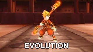 Repeat youtube video Son O Kong Evolution - Lost Saga