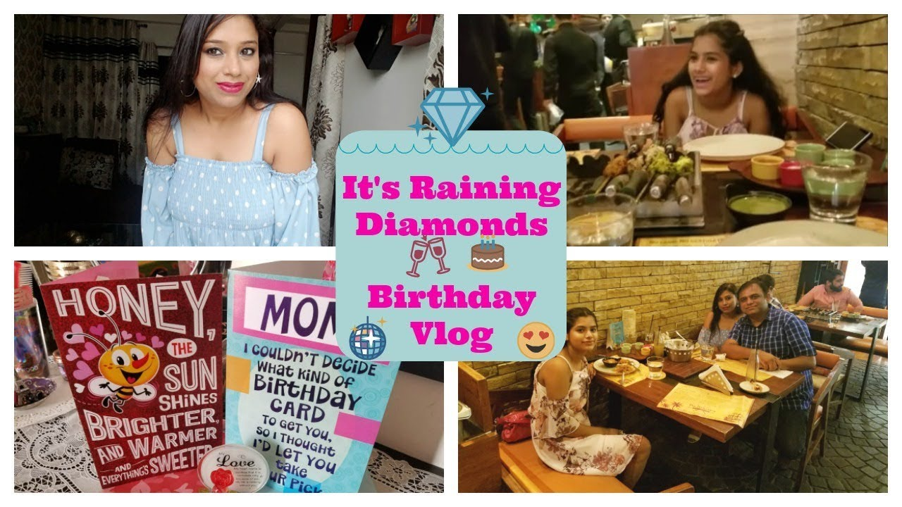 Indian Mom Birthday Vlog