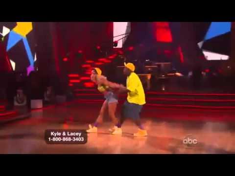 Kyle Massey & Lacey Schwimmer - Freestyle - Week 10 -Finals-)mp4