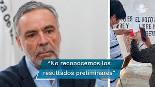 Alfonso Ramírez Cuellar aseguró que el partido lleva amplia ventaja en las principales ciudades de Hidalgo