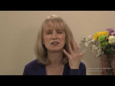 Jean Haner's Clear Home Clear Heart: Guided Meditation Space Clearing Webinar 3