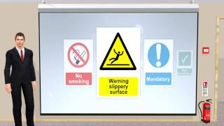 Health & Safety Summary Signs E-Learning