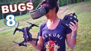 Watch Before You Buy the MJX Bugs 8 / 6 - Ready to Fly Beginner FPV Race Drone - TheRcSaylors