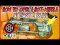 HOW TO OPEN A DIECAST WITHOUT DAMAGING THE RIVET ✔