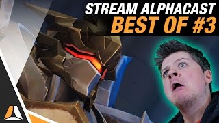 Fails et Trahison ► Best of AlphaCast #3 - Overwatch