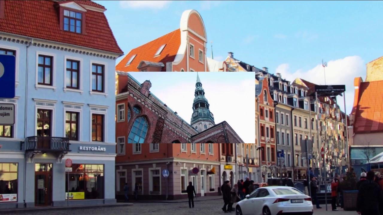 Отдых в Риге, Латвия ( Latvia, Riga)