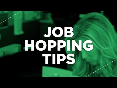 Young Money: How To Job Hop Like A Pro | CNBC
