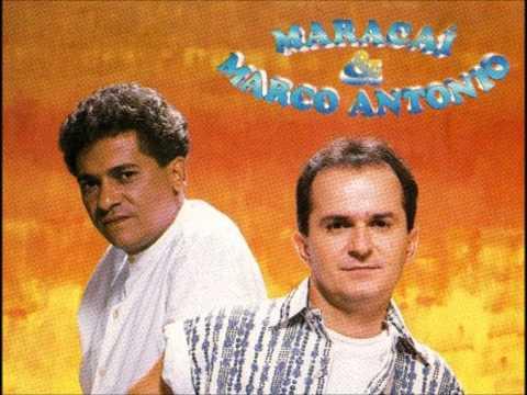 Maracaí e Marco Antonio– Ponto de Chegada