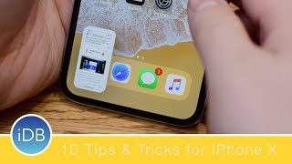 10 Tips & Tricks for the iPhone X