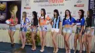 Lançamento do Campeonato Pernambucano 2014 em Salgueiro - Sportimagem Edições