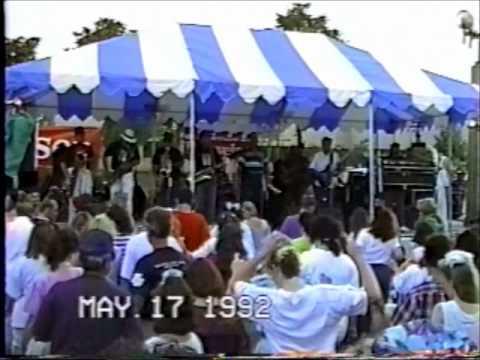 Van Broussard and the Fabulous Bayou Boogie Band - Harlem Shuffle