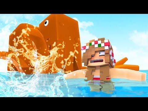 Minecraft Life - WATER MONSTER !? (Minecraft Roleplay)