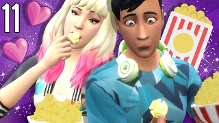 The Sims 4: Get Together - 11 (Movie Hangout)