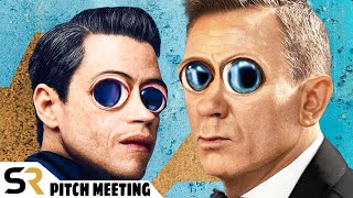 James Bond: No Time To Die Pitch Meeting