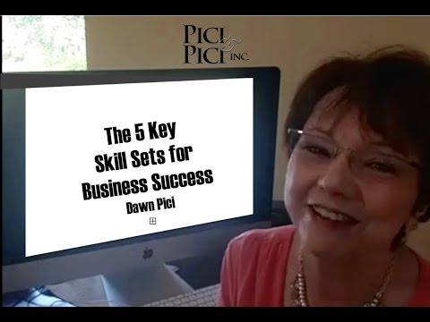 5 Key Skill Sets for Business Success