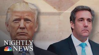 Rudy Giuliani: Donald Trump Reimbursed Cohen For $130,000 Stormy Daniels Payment | NBC Nightly News